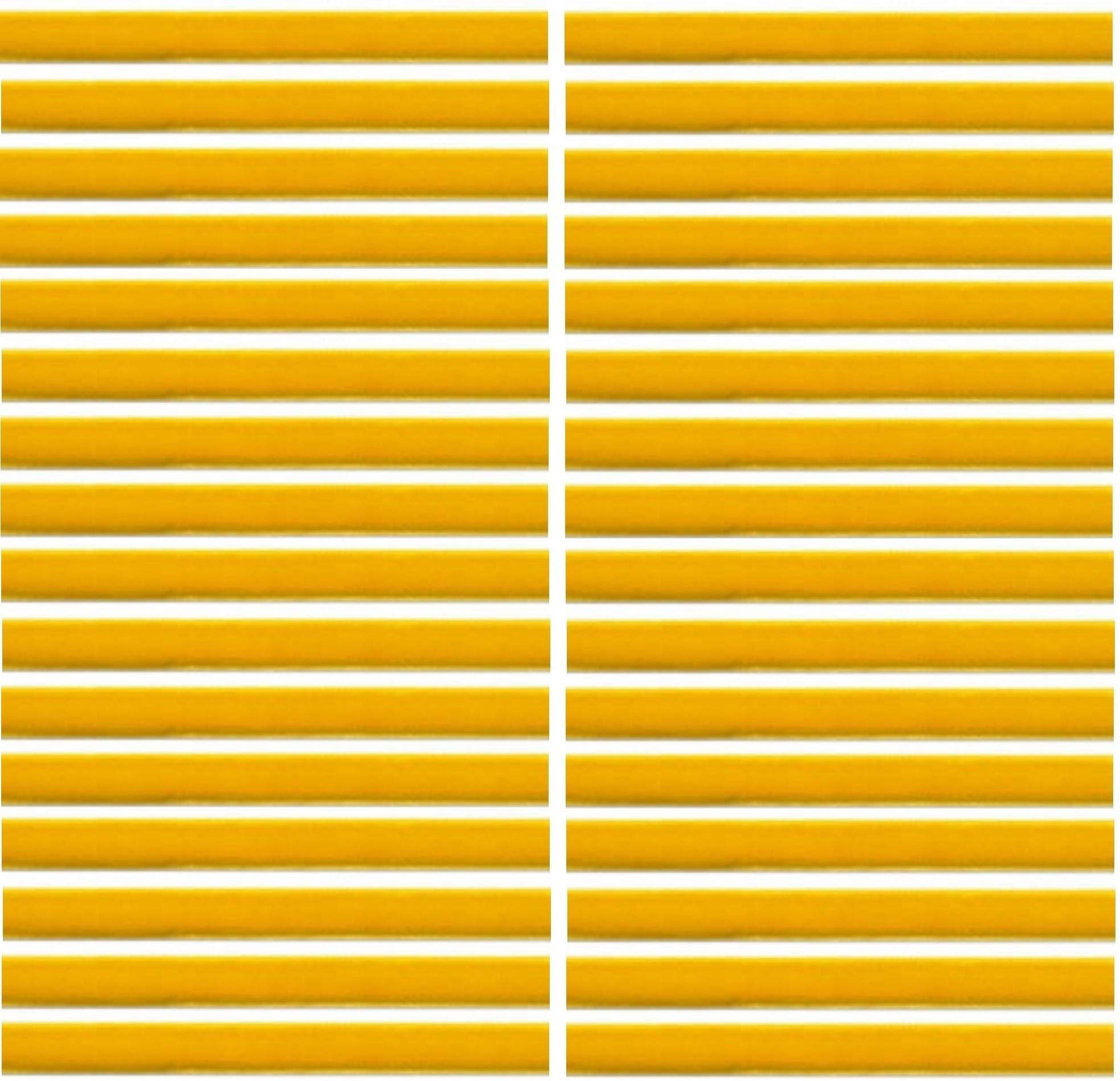 Yellow Gold Replacement Cleaning Strips (32-Pack) VPI Okki Nokki 3M LP Vinyl Record Album by Capitol Collectibles