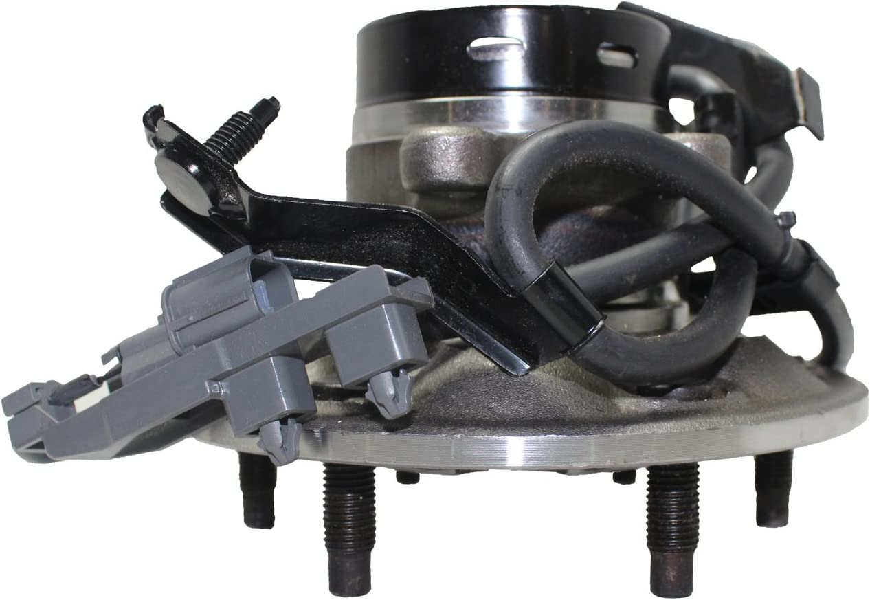 Front Left Wheel Hub Assembly for 2004 2005 2006 2007 2008 GMC Canyon RWD 515104