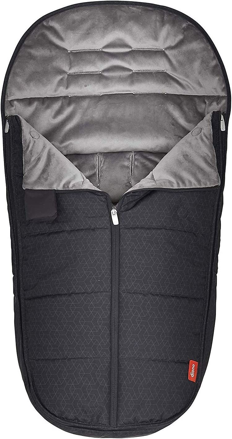 Teal Diono All Weather Footmuff to Protect Your Baby in Car Seats and Strollers