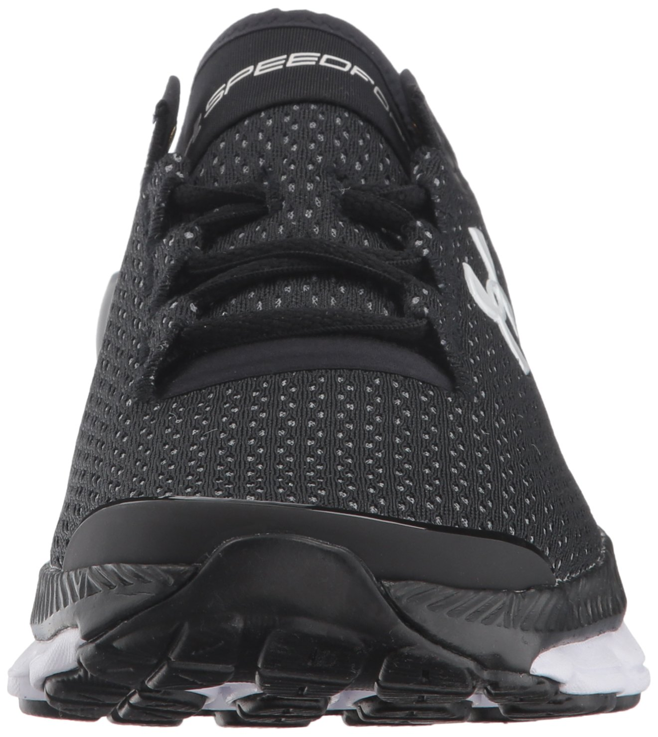 Under Armour Women's Speedform Intake 2 Running Shoe B071L7DM7Z 12 M US|Black (002)/Steel