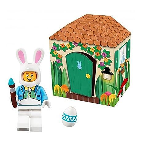 LEGO 5005249 - Caseta de Conejo de Pascua