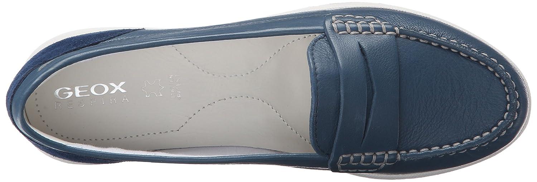 Amazon.com: Geox D Avery de la mujer mocasines: Shoes
