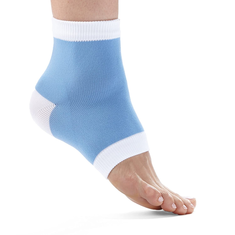 Nightcare Gel Heel Socks socks by Justin Blair 13779