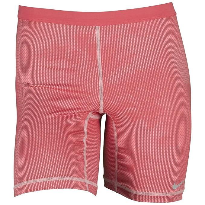 design de qualité 33d09 9cfaf Short de Tennis Femme Nike Slam Printed at Amazon Women's ...