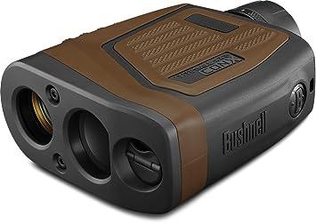 Bushnell laser entfernungsmesser elite 1 mile con x bluetooth braun