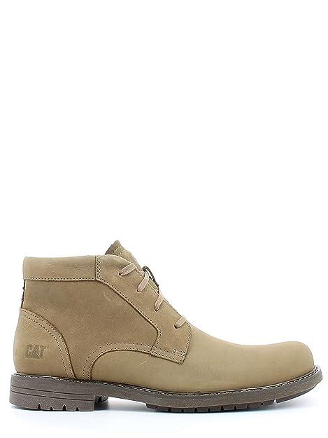 Cat Footwear Hombre Brock Botines Desert Negro Size: 42: Amazon.es: Zapatos y complementos