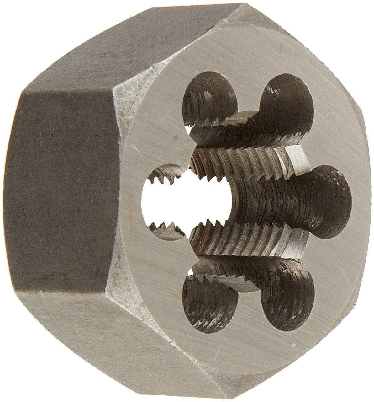 Drill America 7//16-20 1OD High Speed Steel Round Adjustable Die DWT Series