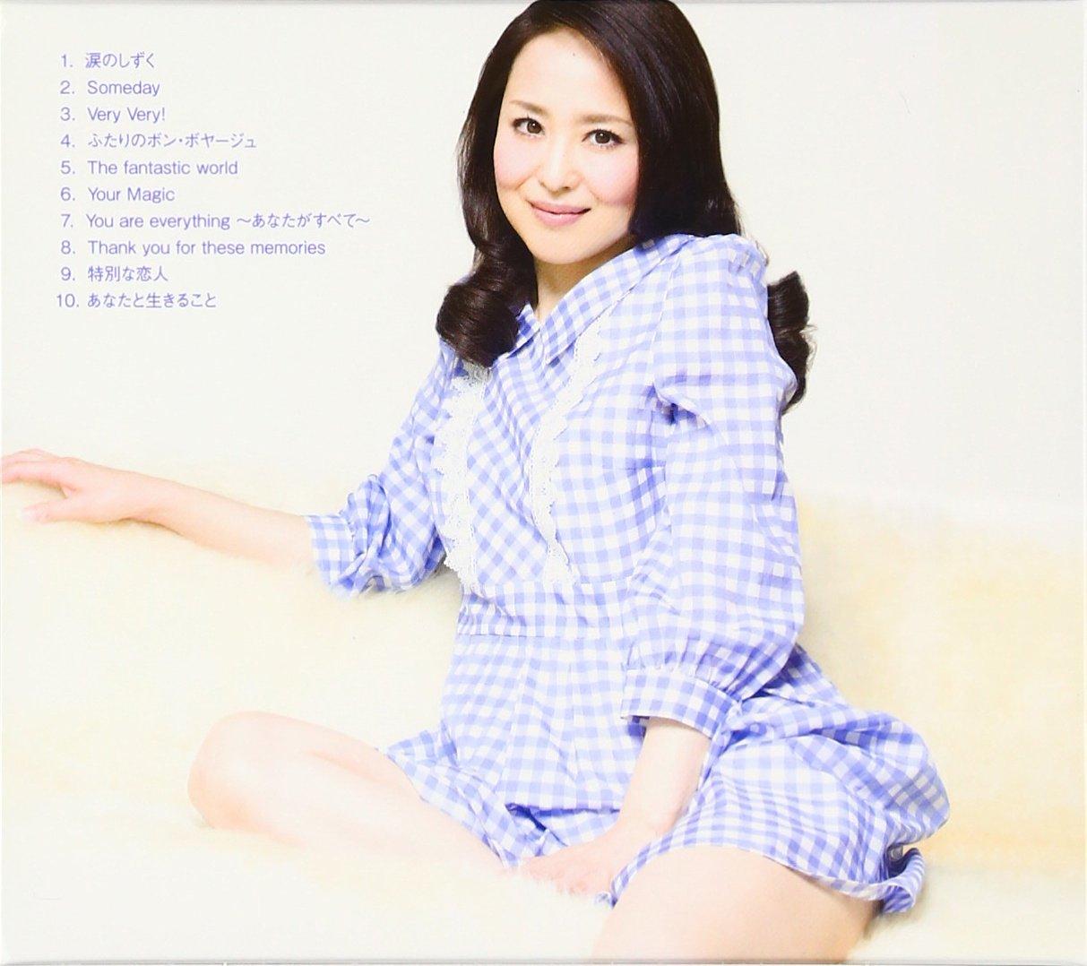 amazon very very 初回限定盤 松田聖子 seiko matsuda mariya
