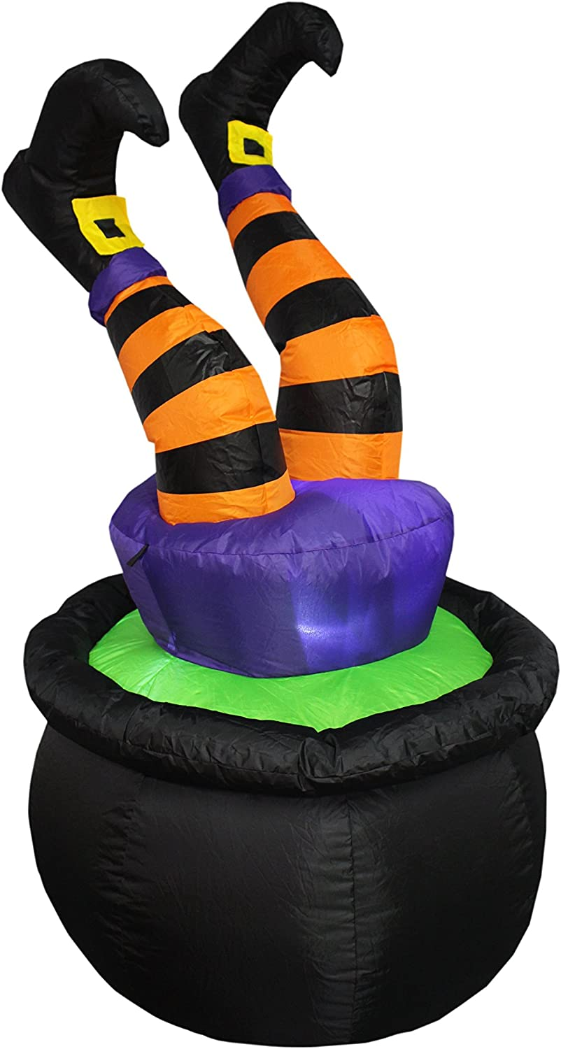Halloween Witch Outdoor Inflatables