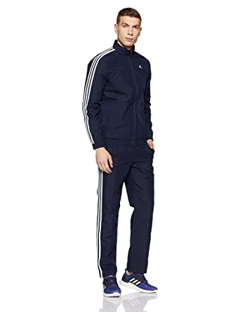Adidas Men s Tracksuit  Amazon.in  Clothing   Accessories 64c5bc924a00