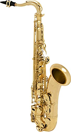Selmer STS280 La Voix II Tenor Saxophone Outfit Lacquer