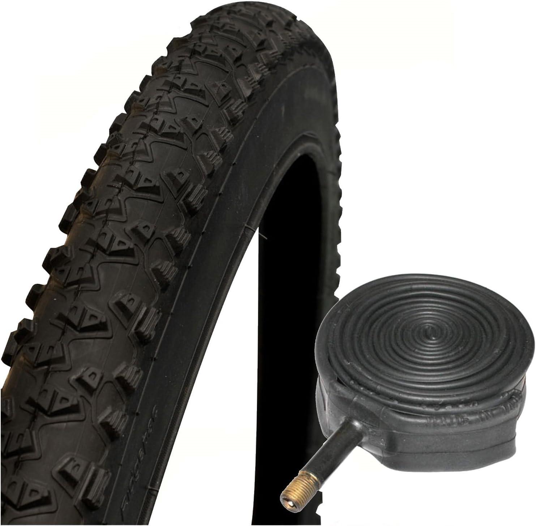Impac Ridgepac 26 x 2.10 Mountain Bike Tyre /& Schrader Tube