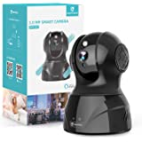 HeimVision 2K 3MP Security Camera, HM302 PTZ WiFi Home Indoor IP Camera for Baby/Pet/Nanny Monitor, Night Vision, 2 Way…