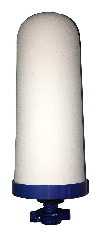 "Aquacera CeraMetix 7"" Imperial Ceramic/Fluoride Filter For Gravity Filters"