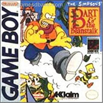 The Simpsons Bart And The Beanstalk  Amazon.co.uk  PC   Video Games 7f17a9d95