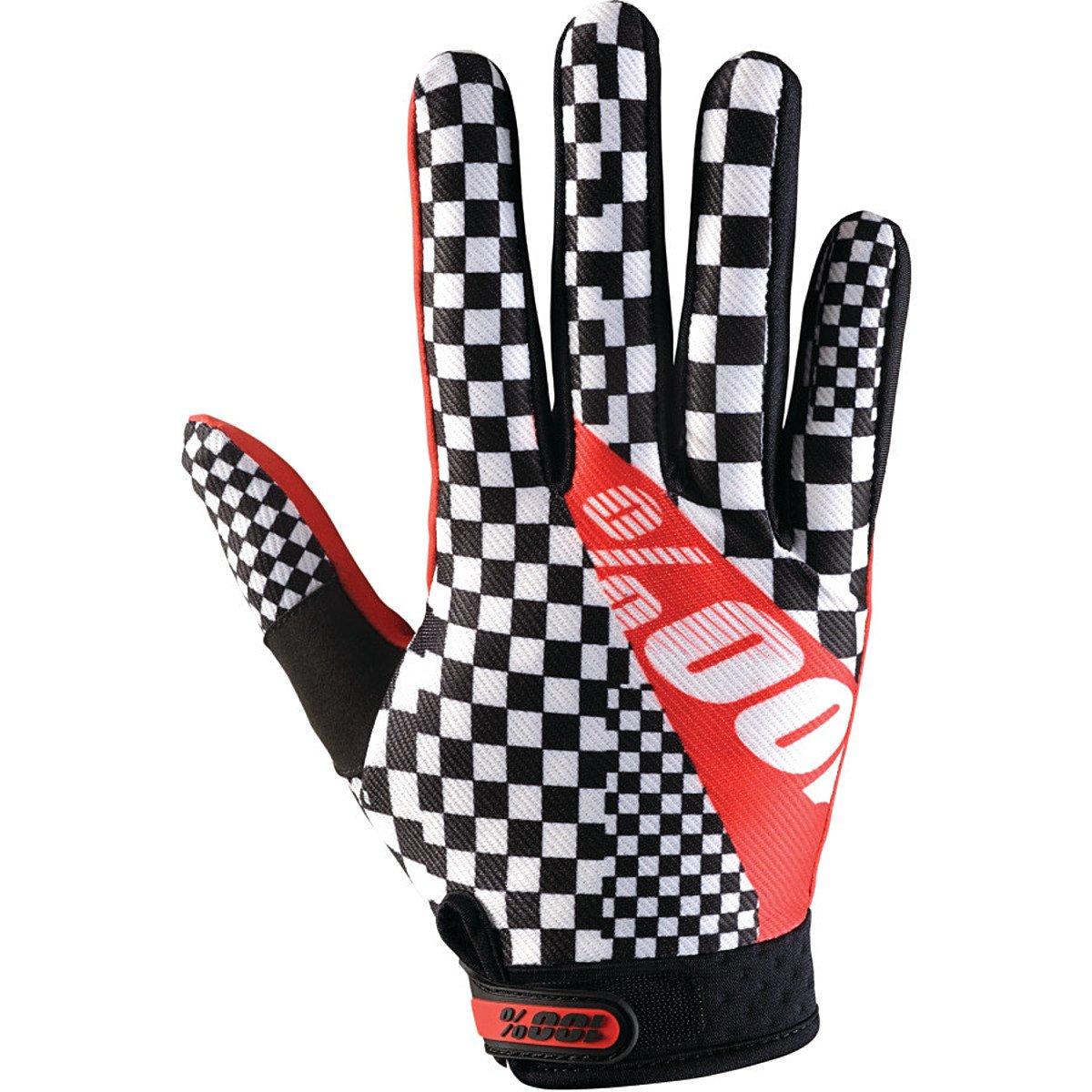 100% Ridefit Glove Legend, M - Men's