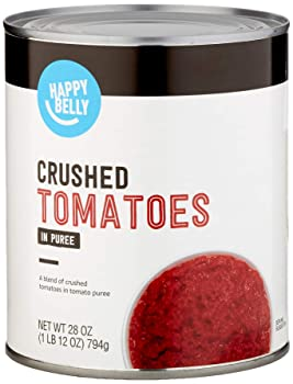 Happy Belle Crushed 28-oz Canned Tomatoes