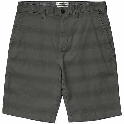 Billabong Men's Carter Stretch Stripe Walkshort: Clothing