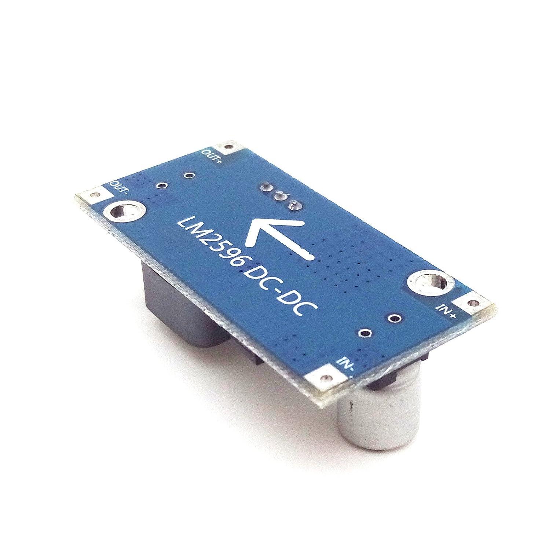 E Tankstelle Lm2596hvs Dc Justierbaren Abwrts Elektronik Switching Regulators Using Lm2575 And Lm2577
