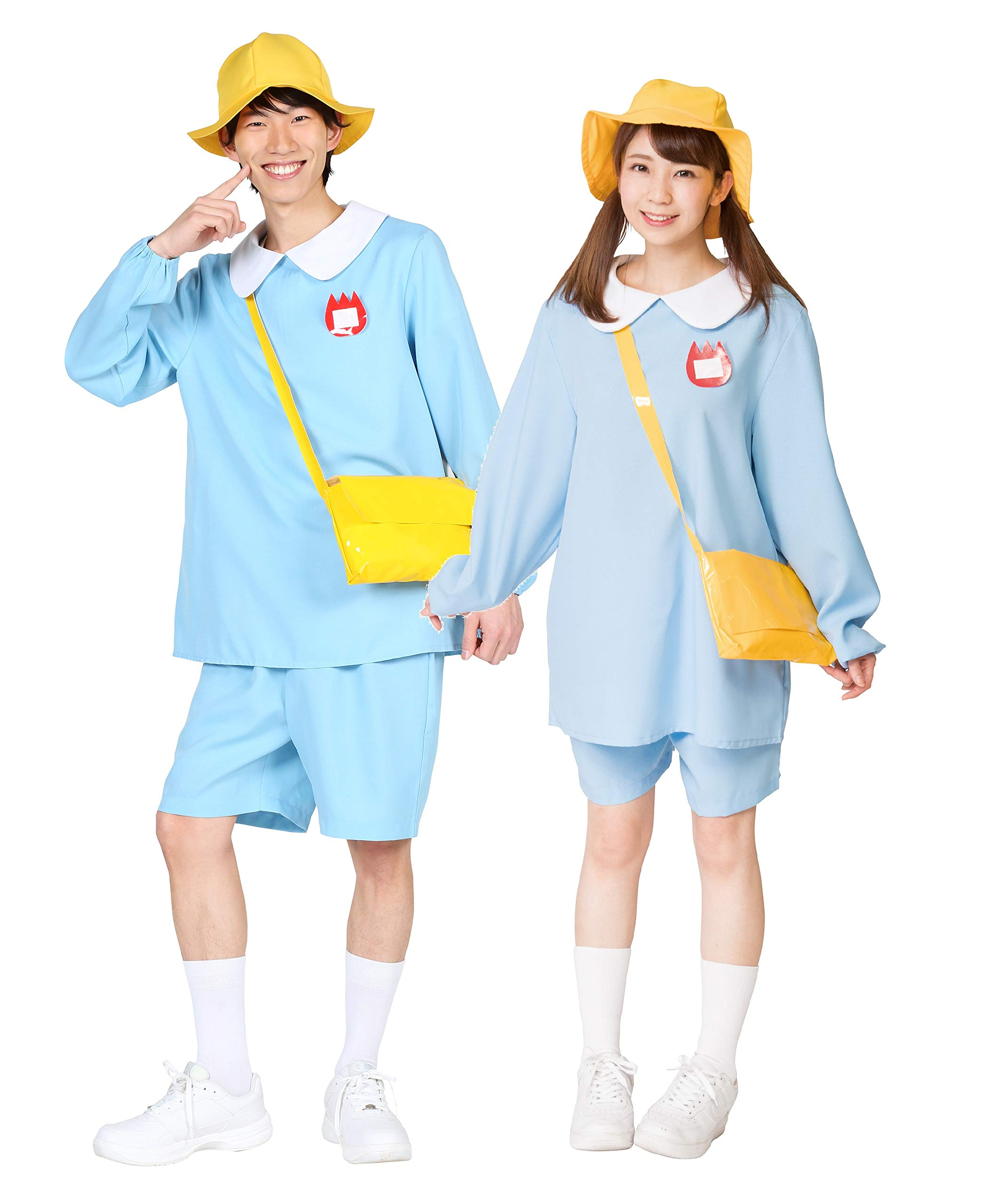 Regardless of whether they Kindergarten Cosplay Unisex 5 Pcs Set (MEN costume) by Stone