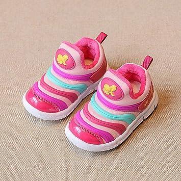 YANRR Bebé Zapatos bebé Primavera Zapatillas Transpirables para niños función Zapatos niños y niñas Ocio: Amazon.es: Deportes y aire libre