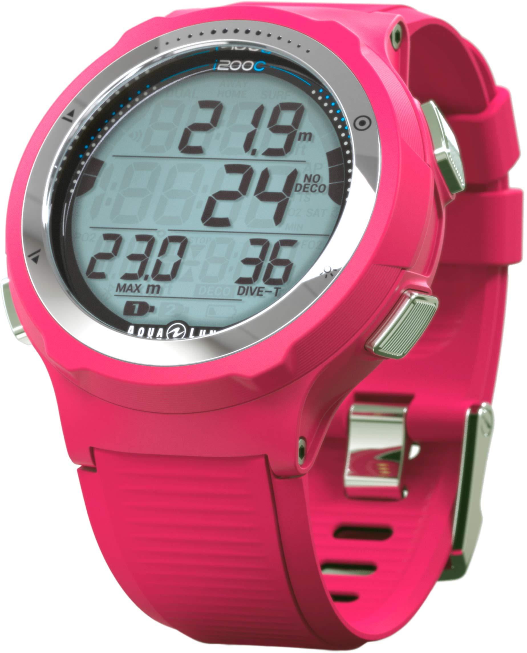 Aqua Lung i200 Wrist Computer Pink