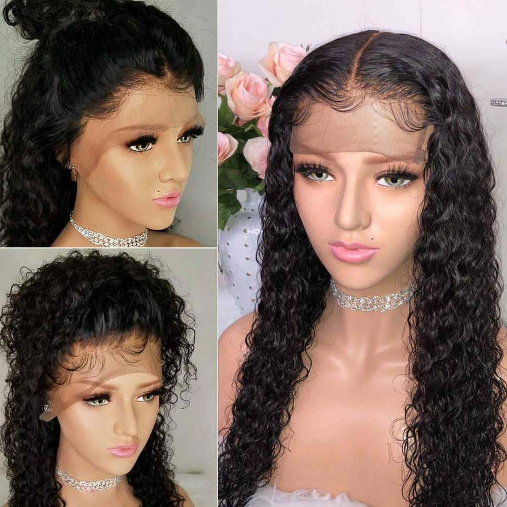 Brazilian 360 Full Lace Wig With Baby Hair