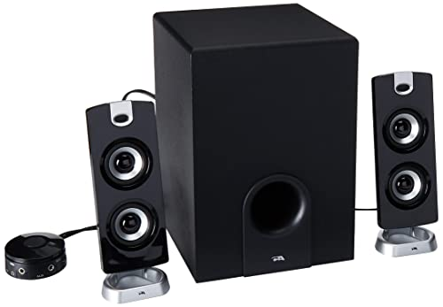 Cyber Acoustics CA-3602a Gaming Speakers