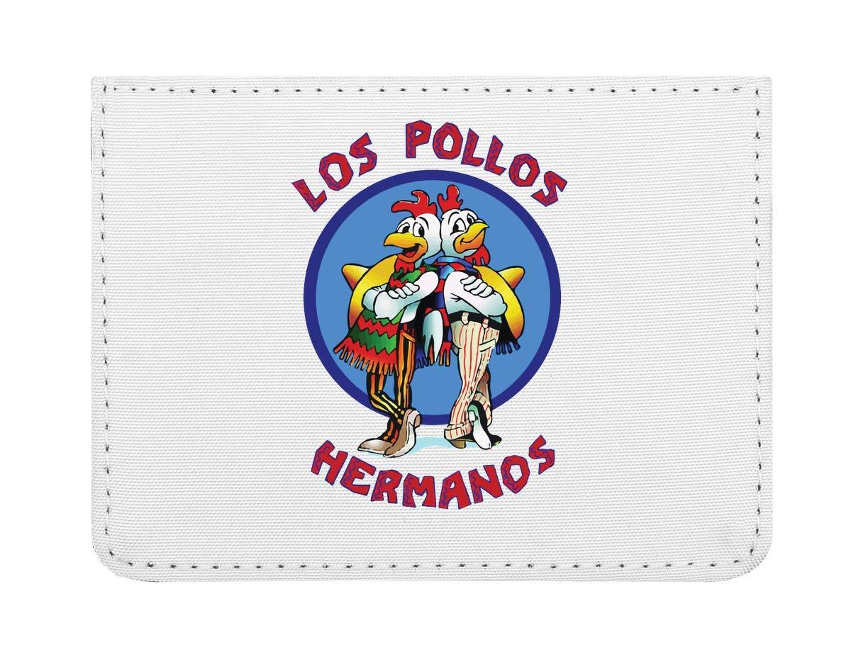 Los Pollos Hermanos Logo É tui pour Cartes de cré dit de Poche