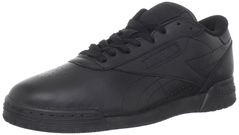 Men'S Ex O Fit Lo Clean Logo Sneaker Black in 2019