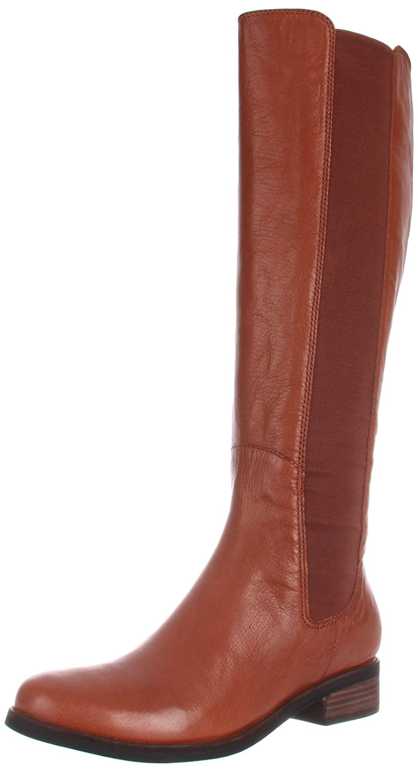 Amazon.com | Cole Haan Women's Jodhpur Knee-High Boot, Sequoia, 5.5 B US |  Knee-High
