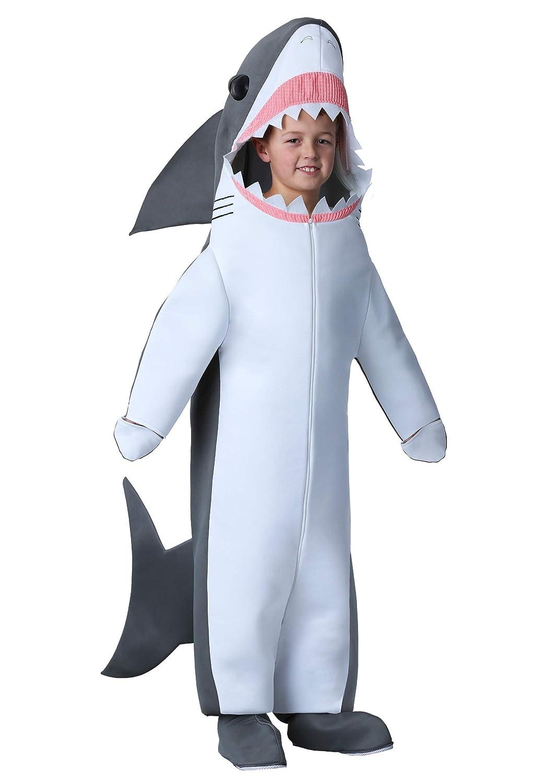 Childs Great White Shark Costume