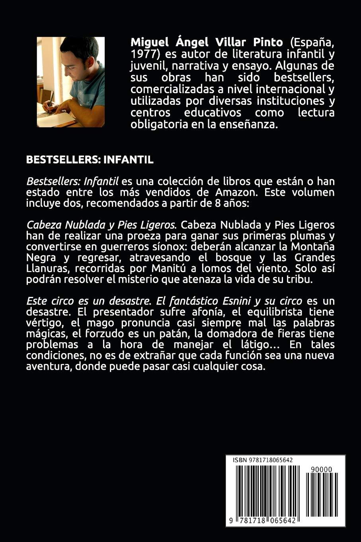Bestsellers: Infantil (Spanish Edition): Miguel Ángel Villar Pinto: 9781718065642: Amazon.com: Books