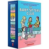 Babysitters Club Colour Graphix 1-4 Box Set
