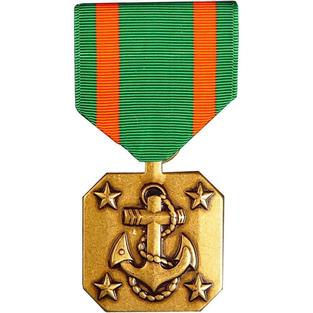 U.S. Navy Achievement Medal by Eagle Emblems (Image #1)