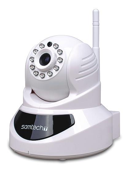 samtech IP SmartLink HD cámara de red LAN Wifi Wifi Vigilancia Video Vigilancia Wireless IR de
