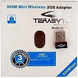 Terabyte Wireless Network USB Adapter (Black)