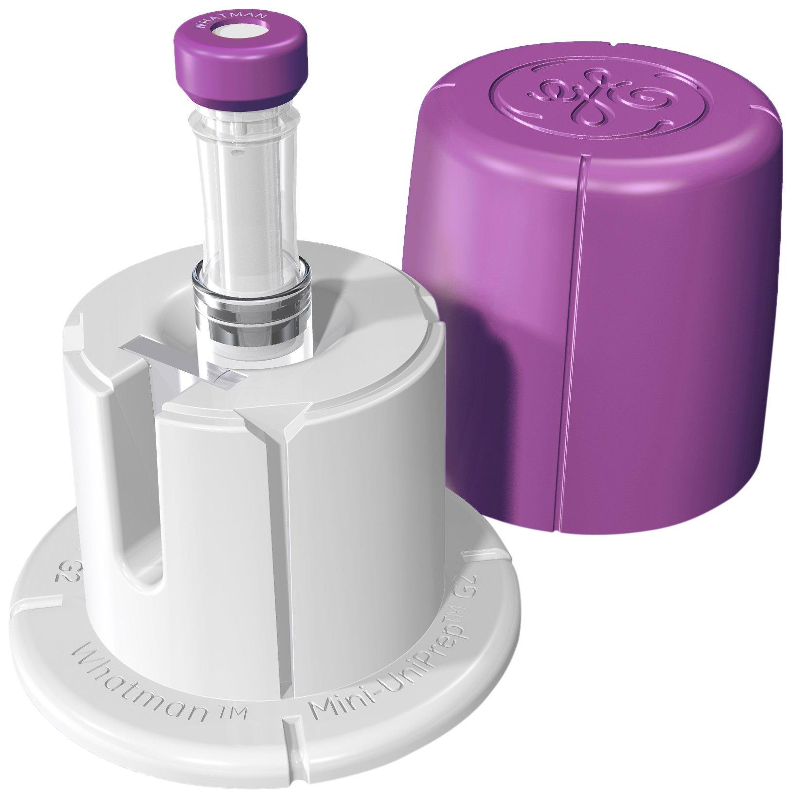 Whatman MUPG2HCPWC1 Mini-UniPrep G2 Plastic Hand Compressor, Plastic That Will Compress 1 MUP-G2 Unit