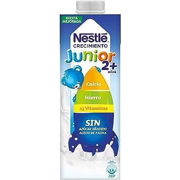 NESTLÉ JUNIOR 2+ Original - Leche para niños a partir de 2 años: Amazon.es: Amazon Pantry