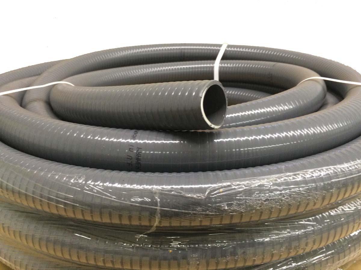 Brandneu Flex-Fit Druckschlauch, 12 m, d 50x 4,00 mm Flexibler PVC  OW83