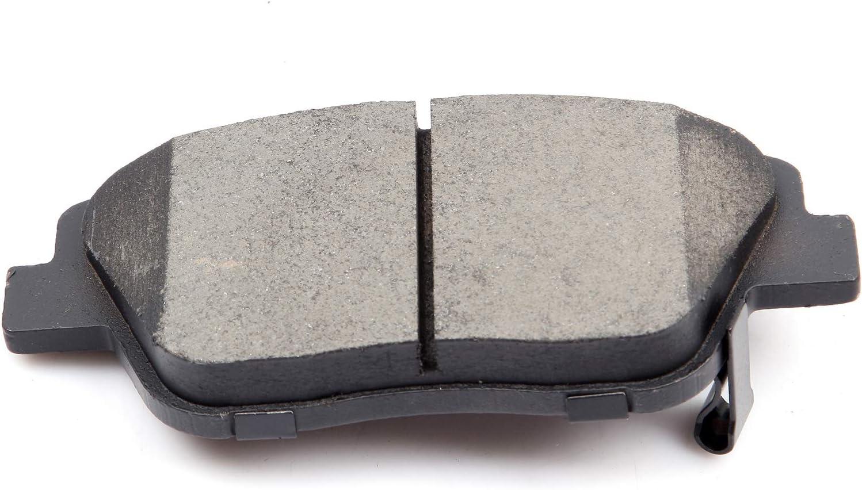 2011-2014 Kia Optima INEEDUP Ceramic Brakes Pads Front fit for 2011-2015 Hyundai Sonata