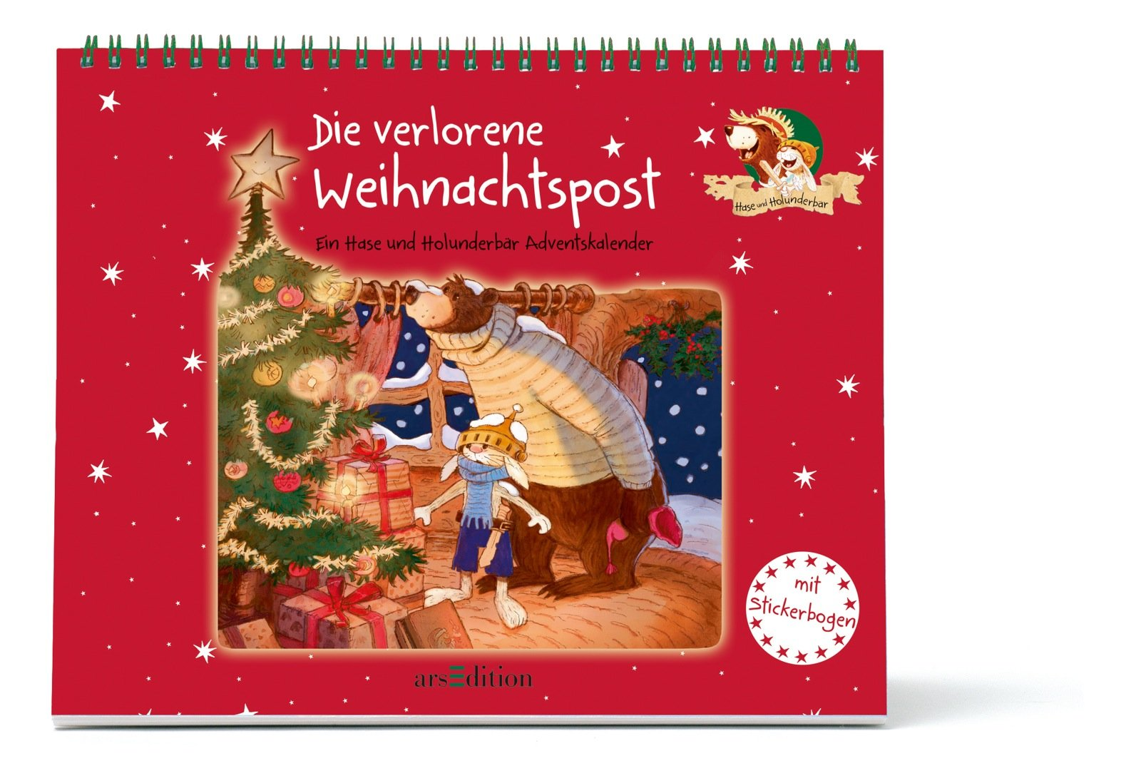 die-verlorene-weihnachtspost-ein-hase-holunderbr-adventskalender