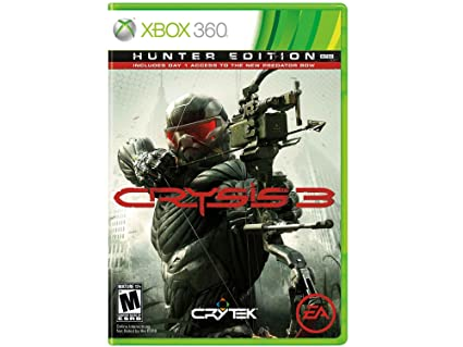 Crysis 3 Xbox 360 Electronic Arts Video Games