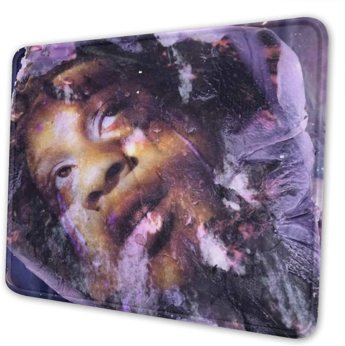 NaohBent Trippie Redd A Love Letter to You Mouse Pad Office Desk Pad for Laptop Computer PC Game Mouse Pad Multiple 10 X 12 Inch