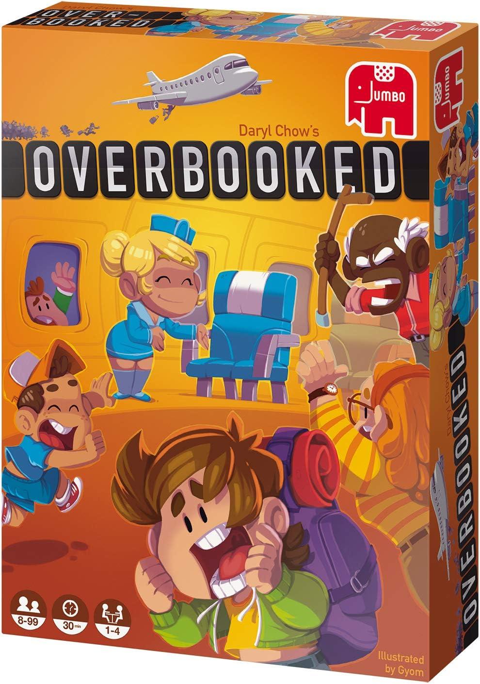 Jumbo Overbooked, (62405)