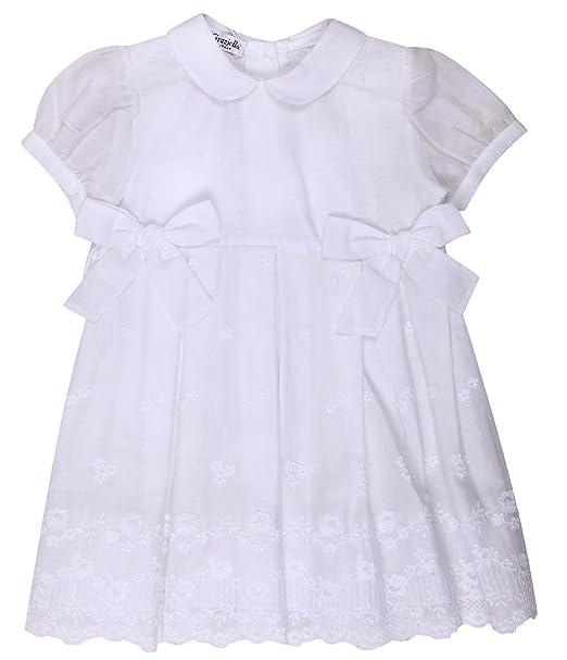 Bianco Abitino Girls 1211232 Baby Graziella Ginocchio 0001 Al EHD9I2W