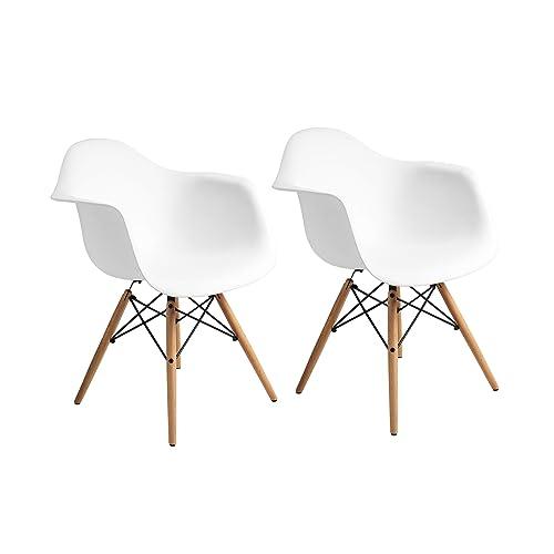 Mid Century Modern Retro Chair Amazon Com