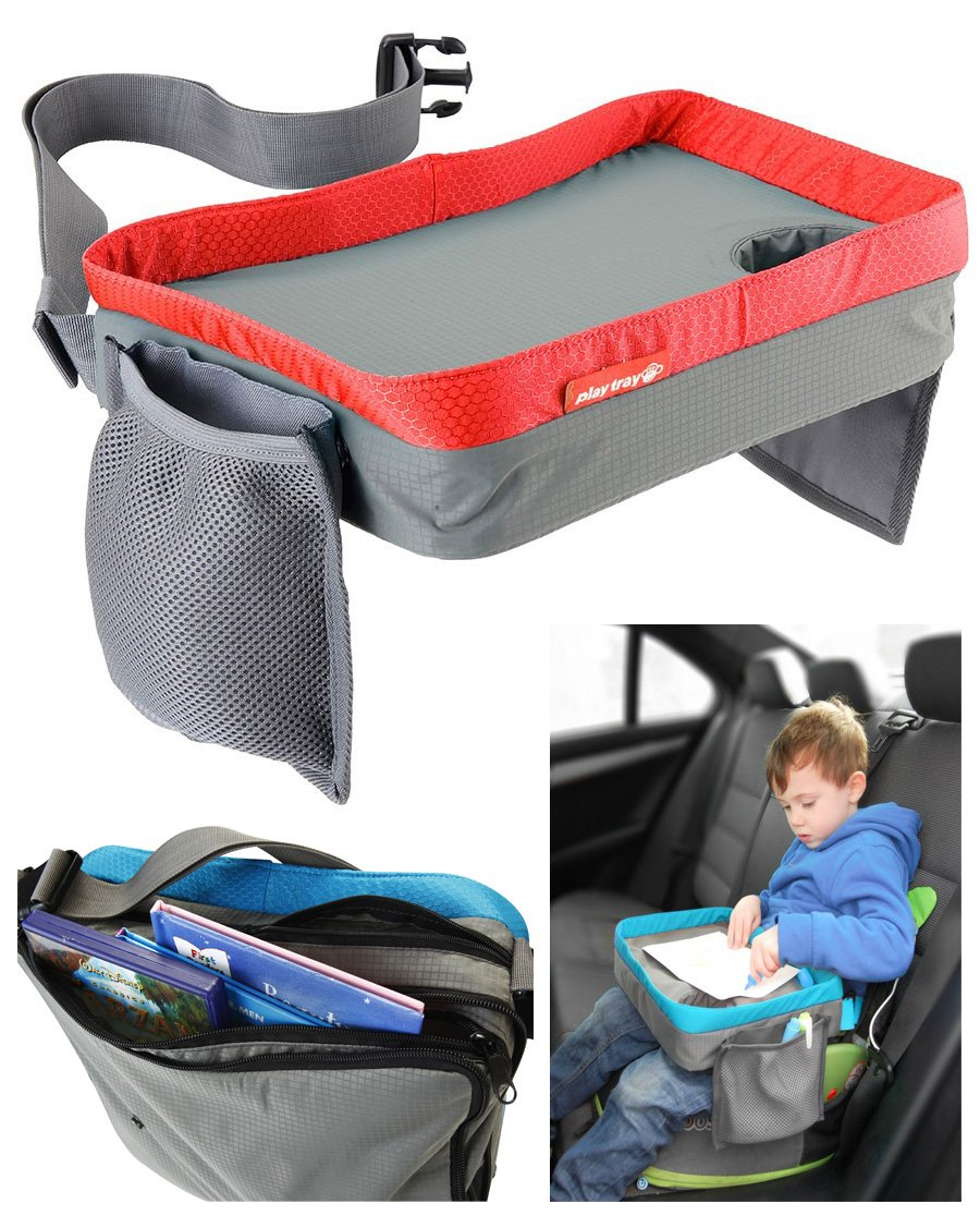 Viajan Niños Play Tray – Bandeja de juegos para sillas de niños Creative 7