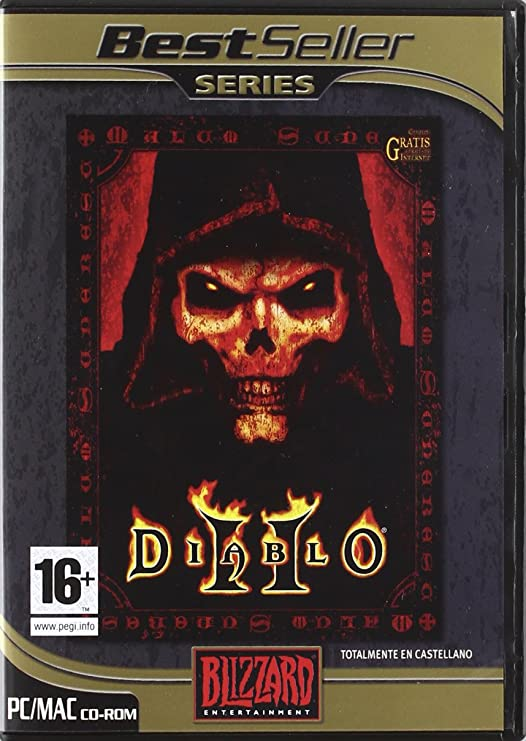 BSS Diablo II: Amazon.es: Videojuegos