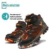 Boys Snow Boots Winter Waterproof Slip Resistant